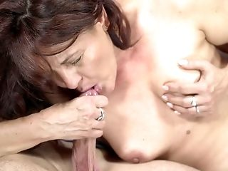 Ardent A Bit Chubby Cowgirl Crimson Mary Is Glad To Rail Rigid Prick