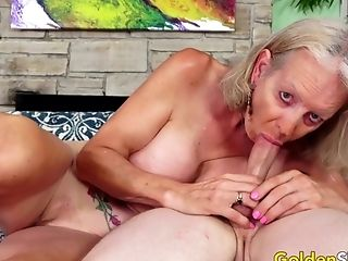 Sexy Older Women And Gilfs Taking Hard Dicks In Their Mouth And Suck So Good