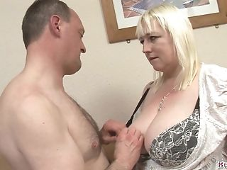 Cougar Jo Juggs Gets Her Big Tits And Taut Cunt Pounded