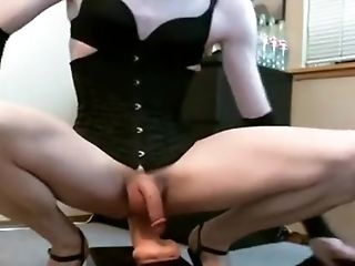 Crazy Homemade Shemale Flick With Getting Off, Solo Scenes