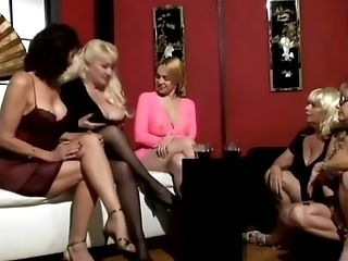 Bald Fella Banging A Few Ladies Including Awesome Vanessa Videl