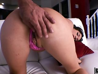 Big-boobed Dark-haired Krissy Lynn Is The Real Master Of Memorable Fuck