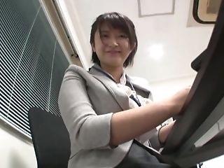 Sexy Assistant Adores Ffot Job With Her Colleague In Her Office
