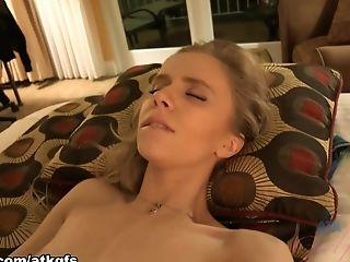 Rachel James In Virtual Vacation Movie - Atkgirlfriends
