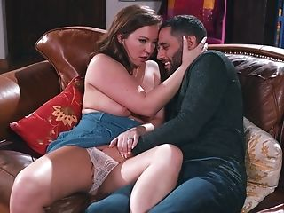 Big Caboose Maddy Oreilly, In Scenes Of Rough Cheating